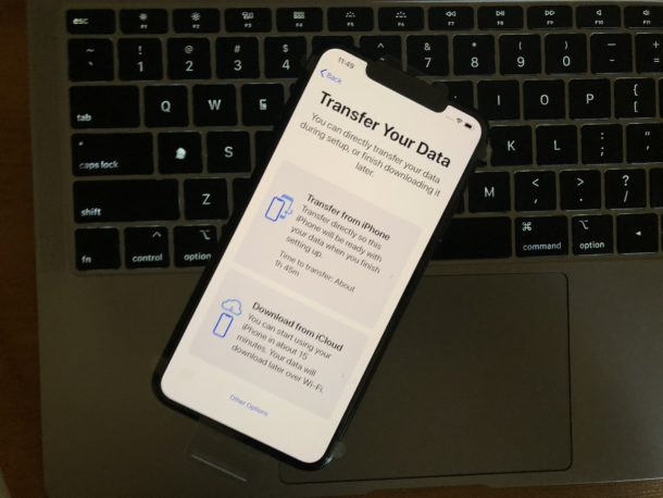 How to transfer data to iPhone 11 from old iPhone data migration
