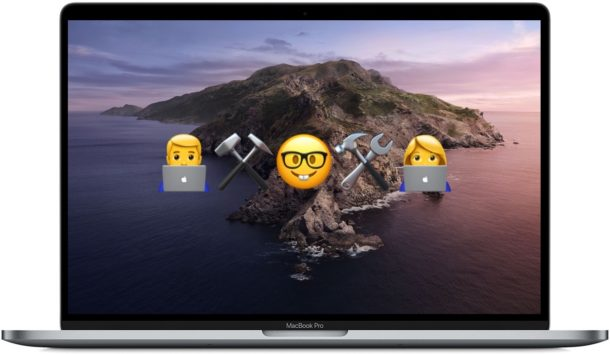 Troubleshooting MacOS Catalina problems