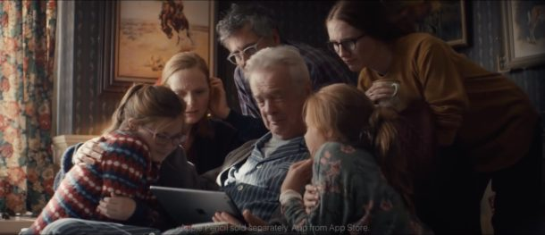 Apple holiday ad for 2019 commercial