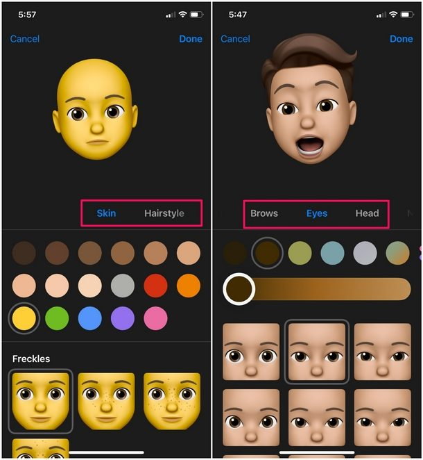 How to Create and Use Memoji Stickers