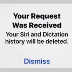 How to delete Siri audio history on iPhone and iPad