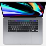 MacBook Pro 16 inch model