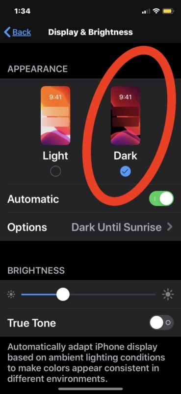 How to enable Dark Mode on Instagram by enabling Dark Mode on iPhone