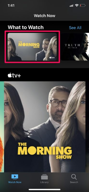 How to Download Apple TV+ Shows on iPhone & iPad