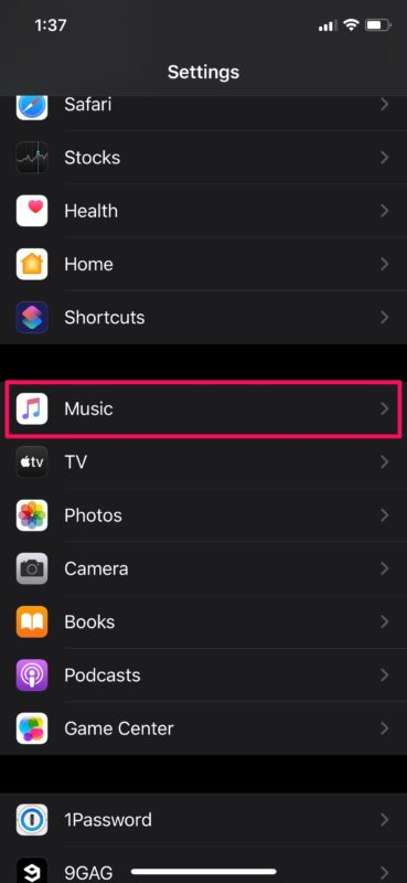 How to Enable iCloud Music Library on iPhone
