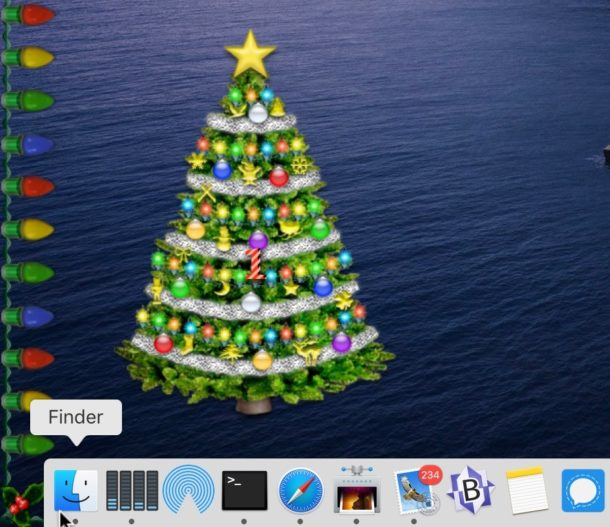 TreetopLights for Mac