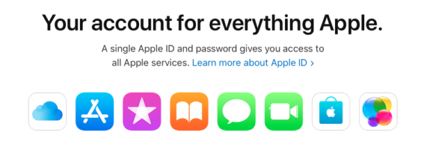 Apple ID description