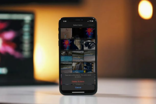 How to Delete All Videos from iPhone & iPad