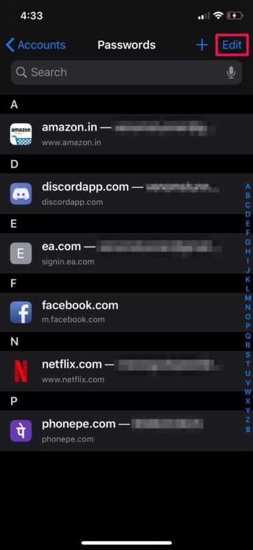 How to Find Duplicate Passwords in Keychain on iPhone & iPad