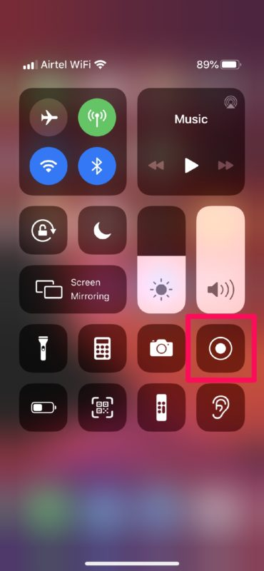 How to Record Screen with Audio on iPhone & iPad