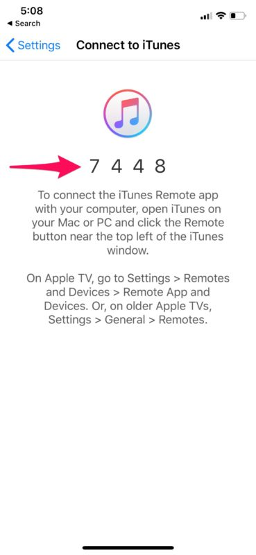 How to Setup & Use iPhone as iTunes Remote