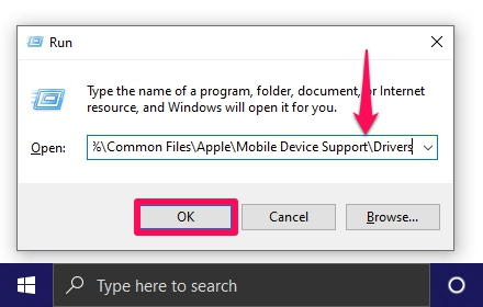 How to Update iPhone Driver on Windows
