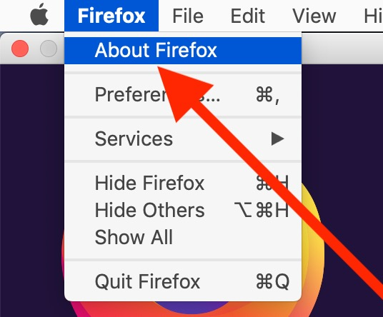 How to update Firefox on Mac
