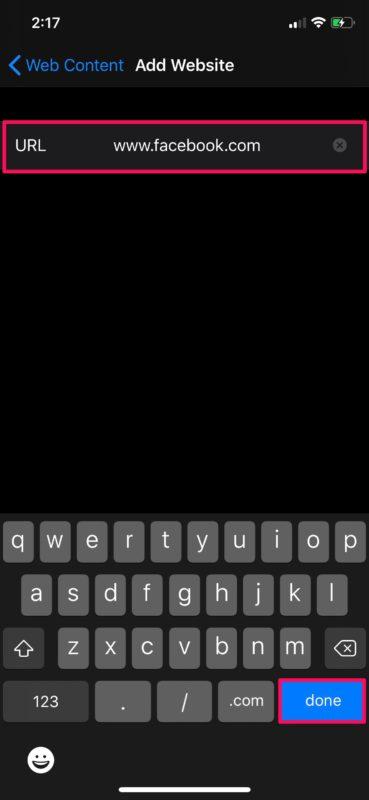 How to Block Websites in Safari on iPhone