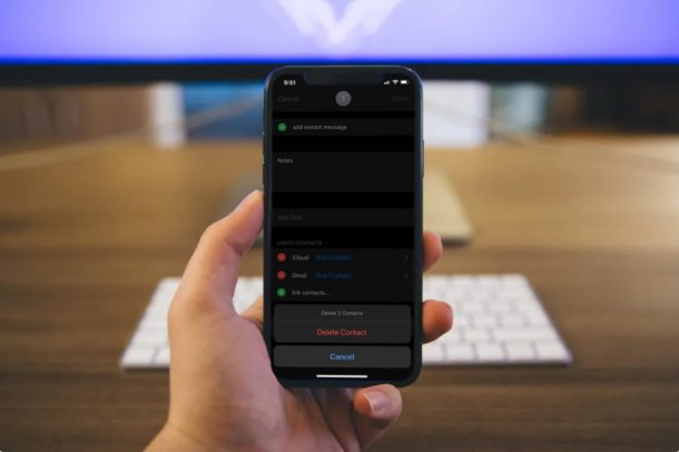 How to Delete Duplicate Contacts from iPhone