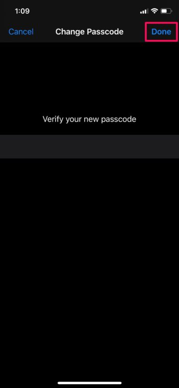 How to Set an Alphanumeric Passcode on iPhone