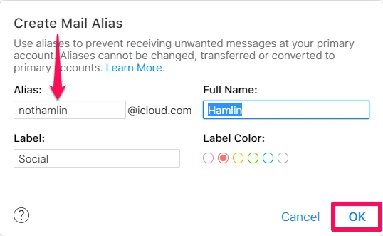 How to Set Up and Use iCloud Email Aliases