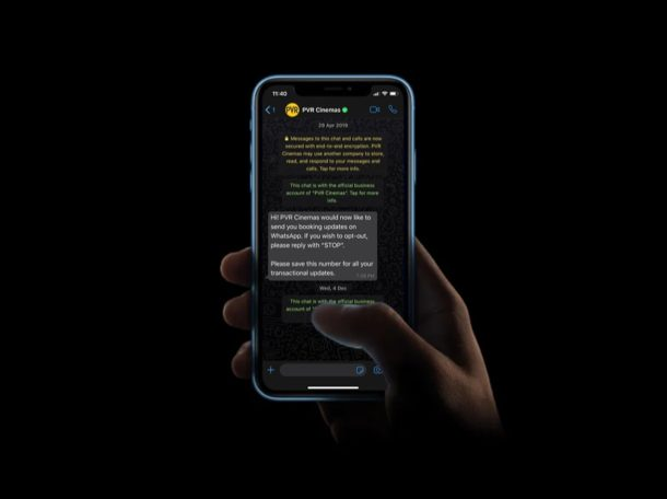 How to Use Dark Mode in WhatsApp for iPhone