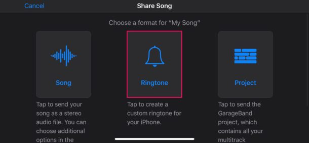 How to Turn a Voice Memo into Ringtone on iPhone