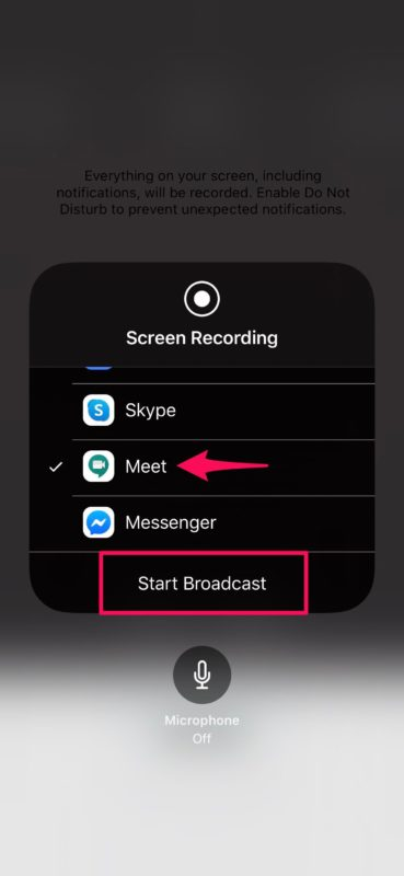 How to Share Screen with Hangouts