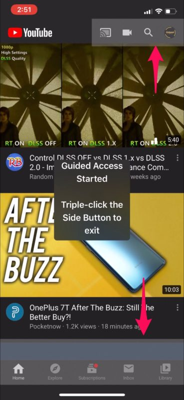 How to Use Guided Access on iPhone & iPad to Lock an App On Screen