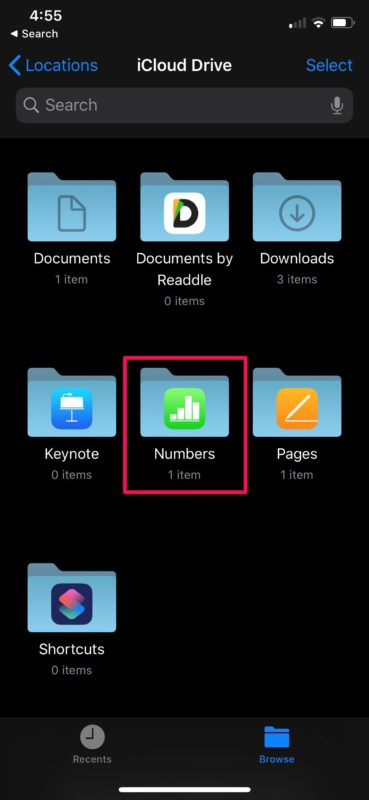 How to Use iCloud File Sharing on iPhone and iPad
