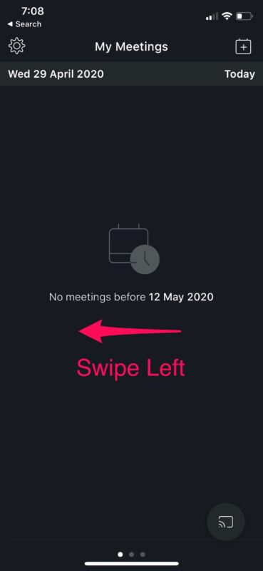How to Use Webex Meetings for Videoconferencing on iPhone & iPad
