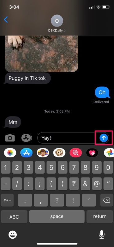 How to Send iMessage Screen Effects from iPhone & iPad