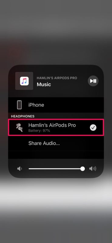 How to Fix Left or Right AirPods Not Working