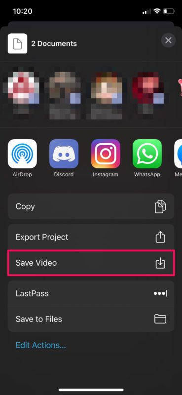 How to Combine Videos on iPhone & iPad with iMovie