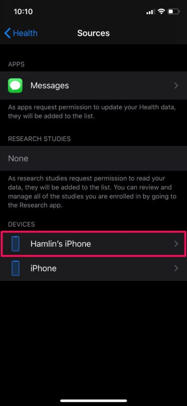 How to Delete All Health Data from iPhone