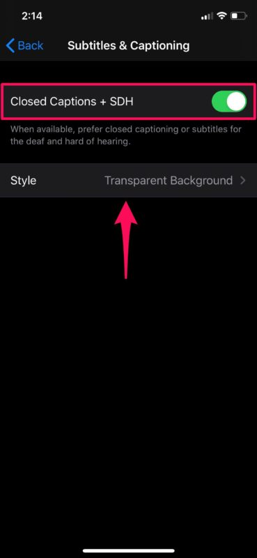 How to Enable and Use Subtitles on iPhone