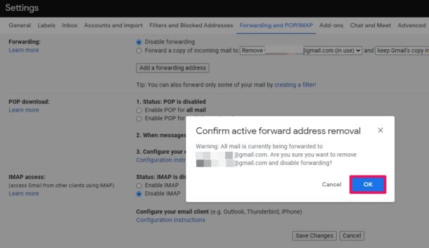 How to Forward All Email from Gmail to Another Email Address Automatically