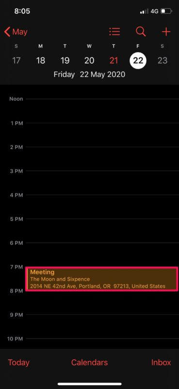 How to Move & Copy Calendar Events on iPhone & iPad