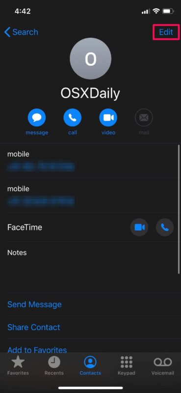 How to Mute a Contact on iPhone to Silence Calls, Messages, & Notifications from Them