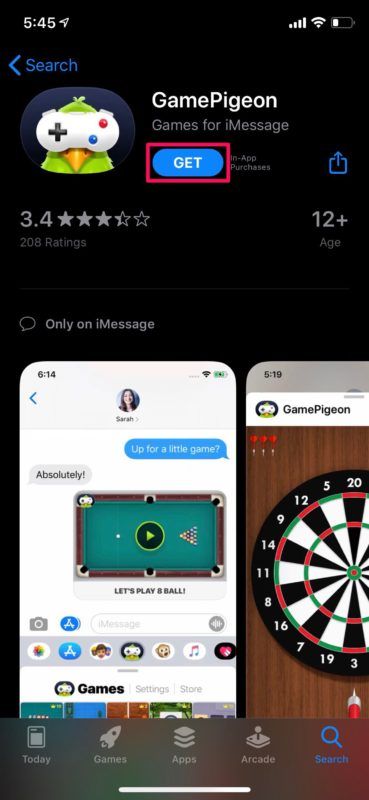 How to Play Games in Messages for iPhone