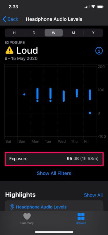 How to Protect Hearing Using Headphones with Decibel Meter on iPhone