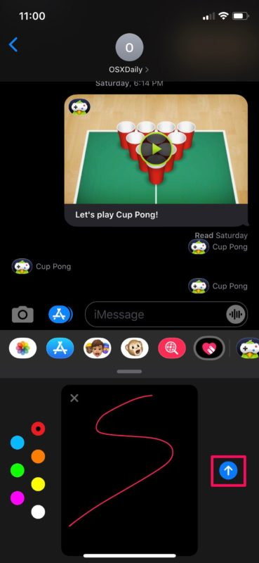 How to Use Digital Touch in Messages