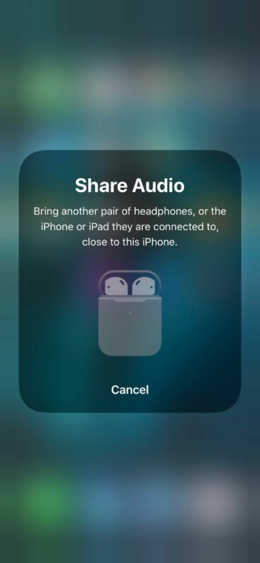 Cách chia sẻ nhạc với AirPods từ iPhone của bạn chỉ với 3 bước 8