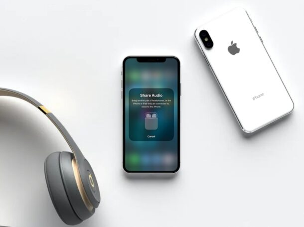 How to Share Audio & Music with AirPods from iPhone
