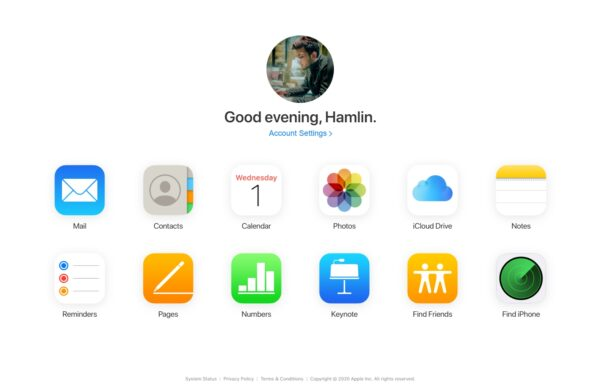 How to Change Your Apple ID Profile Picture on iCloud