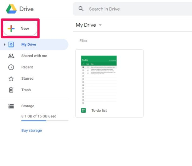 How to Convert Word Doc to Google Docs