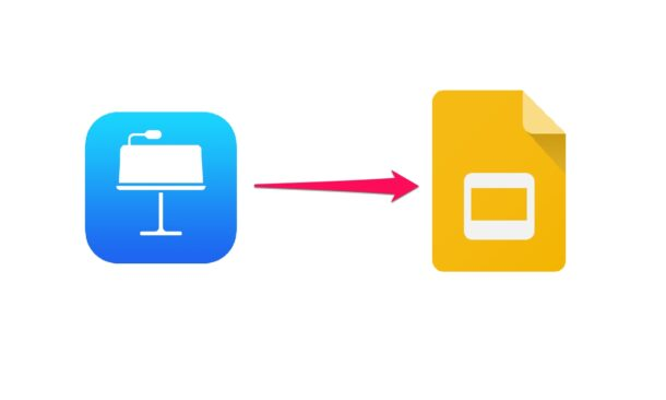 How to Convert Keynote to Google Slides