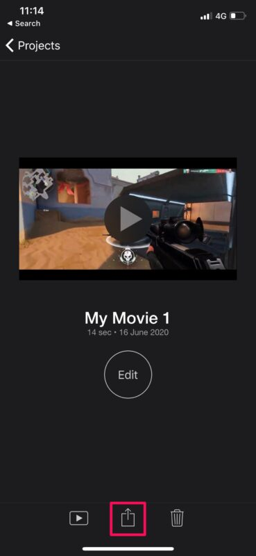 How to Cut & Trim Video on iPhone & iPad with iMovie