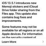 iOS 13.5.1 update download