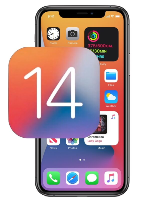 iOS 14 beta for iPhone download