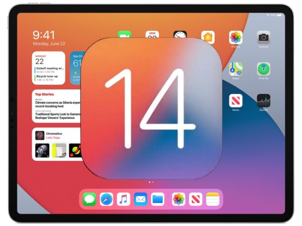 iPadOS 14 beta download
