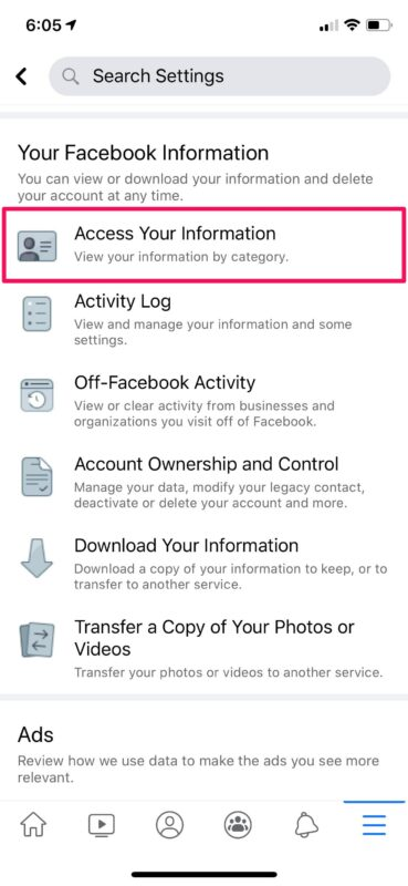 How to Save All Photos from Facebook