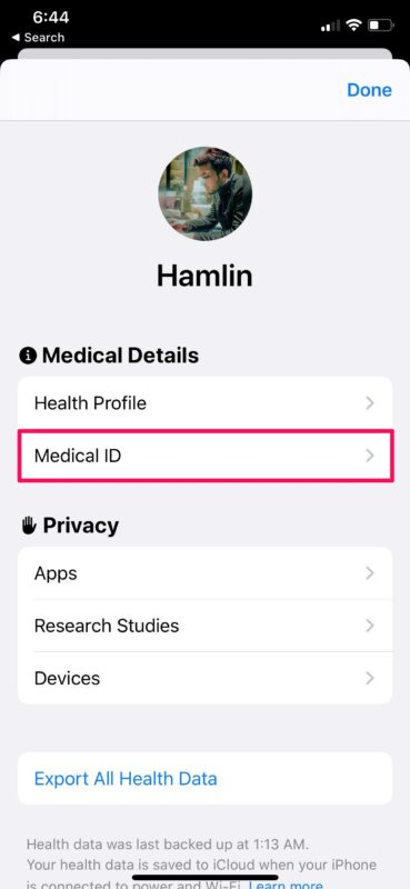 How to Share Medical ID During Emergency Calls from iPhone Automatically