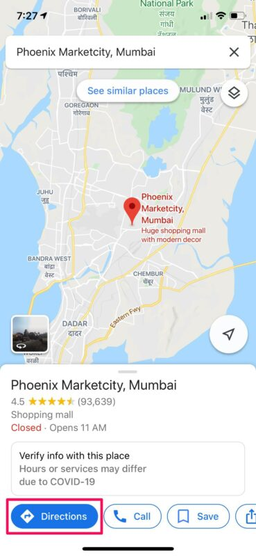 How to Share Trip Progress with Google Maps on iPhone